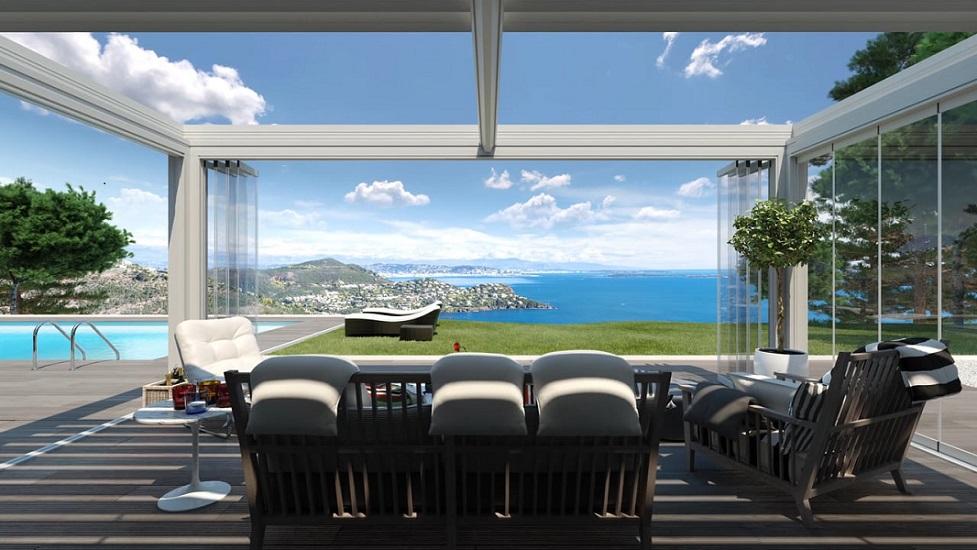 fabricant de veranda a toit ouvrant val de marne 94 halimi. Black Bedroom Furniture Sets. Home Design Ideas